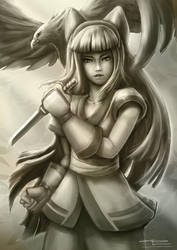 Nakoruru - value by s1thach