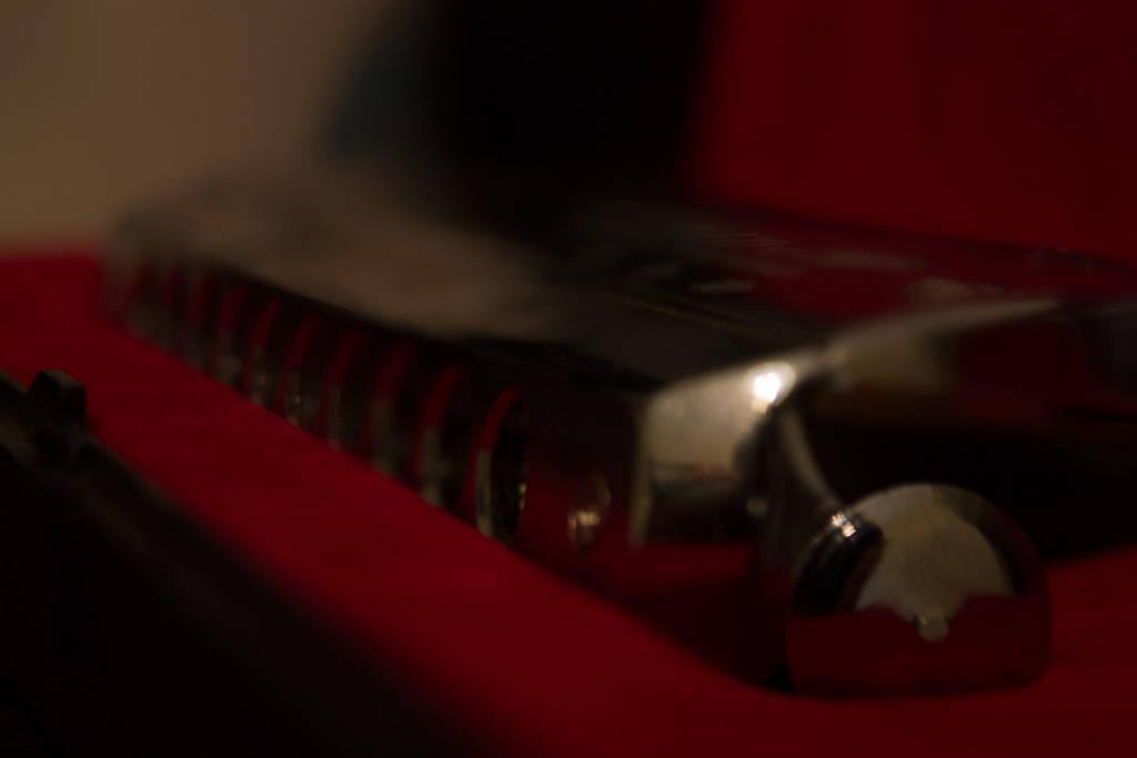 harmonica by silverboy65