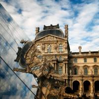 Louvre by deylac