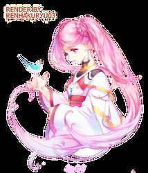 Lieselotte Render by RenHakuryu03