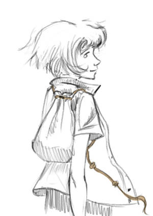 Come - first sketch by Katois