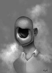 That faceless boy by Katois
