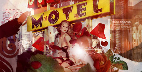 +motel v2 by st4ticrain