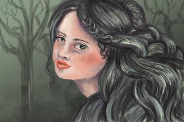 Snow White by thirteenth-phoenix