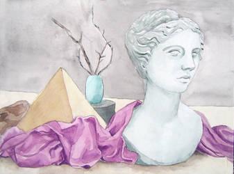 Watercolour by thirteenth-phoenix
