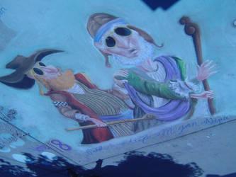 Chalk Art Competition 2012 by thirteenth-phoenix