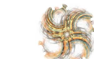 Shuriken in flames by turon-marcano