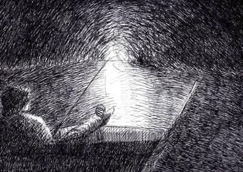 Pesco la luce by Ewlor