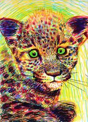 Mille colori di tigre by Ewlor