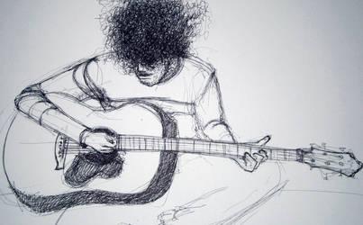 Arpeggio con chitarra by Ewlor