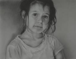 Miss Cyndi by glasspencil