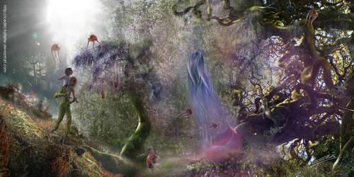 Wonderland by Cedric-Taillefer