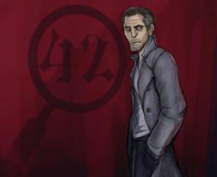 Detective-Inspector Ian McEwan by TheMr42