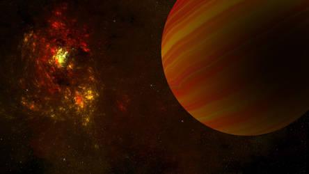 Evil Nebula Redone by BS4711