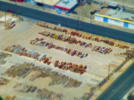Tilt Shift 2 Containers by BS4711