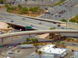 Tilt Shift 3 Highway by BS4711