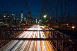 Brooklyn Bridge Long Exposure 2 by BS4711