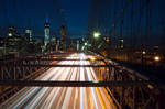 Brooklyn Bridge Long Exposure 2 by BS4711