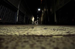 Dark Walkway by BS4711