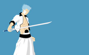 Grimmjow Jaegerjaquez - Bleach by Dingier