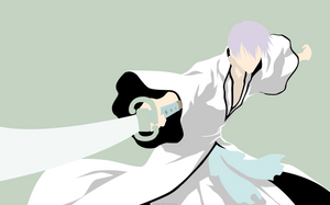 Gin Ichimaru - Bleach by Dingier