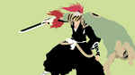 Renji Abarai - Bleach by Dingier