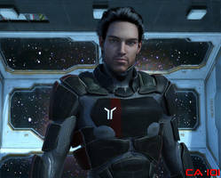 Alec Ryder Early Years by CharonA101