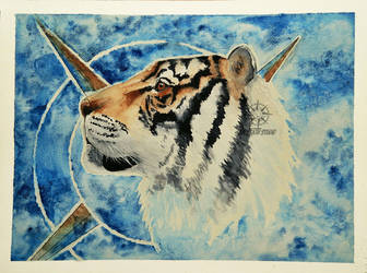 Windrose Tiger by Dark-Lioncourt