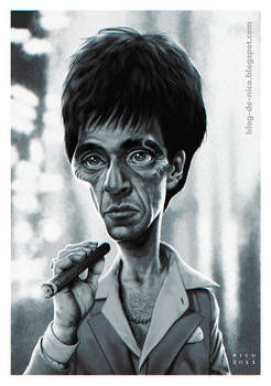 Scarface by ElectroNic0