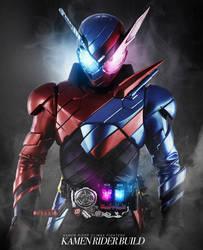 Kamen Rider BUILD by 01SuperRider