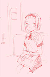 Meeting sketches 03 by Dhutchison