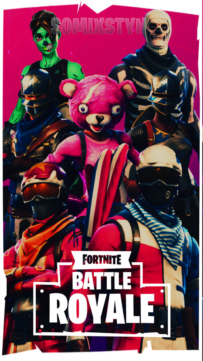 Fortnite Iphone Wallpaper(7 Plus) By Somixstyn ...