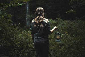 september woods II by EugenieA
