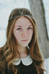 winter queen by EugenieA