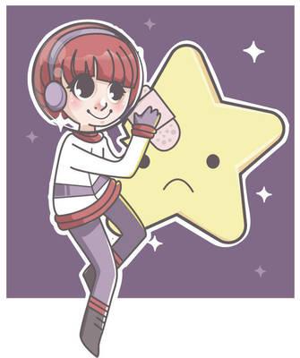 Star Aid by carnivalfish