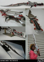 Lightnings gunblade -complete by fevereon