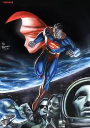 Superman_Victor_Romanos by losromanos