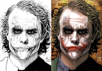 Joker_colored by losromanos