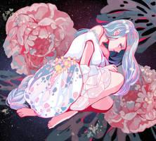 White Nebula 2 by applelovesjelly