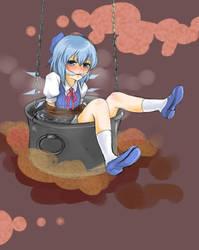 Cirno Hot Pot by kokune