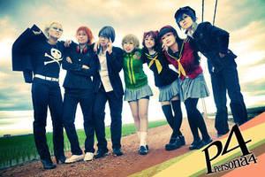 Persona 4 : New Days by JialingPan