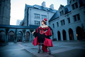 Musicland | The Red Queen : 01 by JialingPan