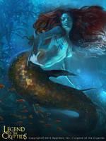 The Mermaid by Nastasja007