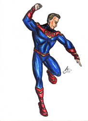Marvelman by drwcomics