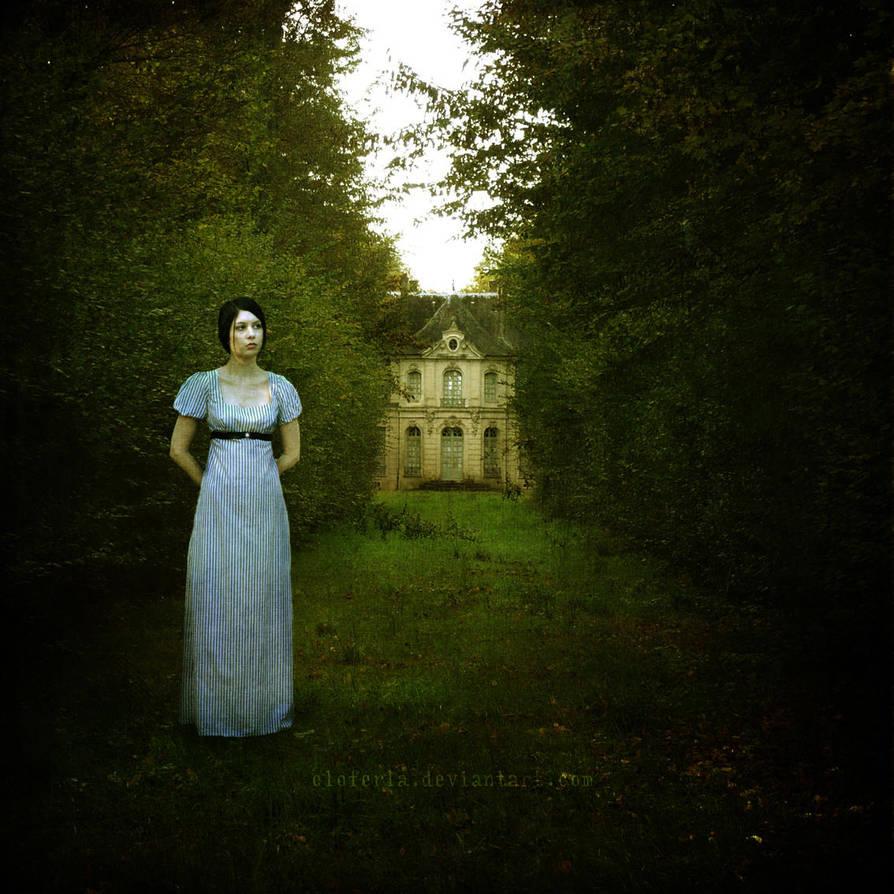 Lady Jane by oloferla