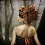 Lady of Autumn by oloferla