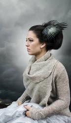 My beautiful Raven by oloferla