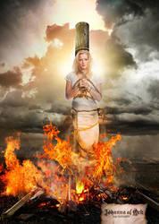 Joan of Arc by oloferla