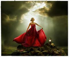The wind dancer by oloferla