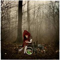 Little Red by oloferla